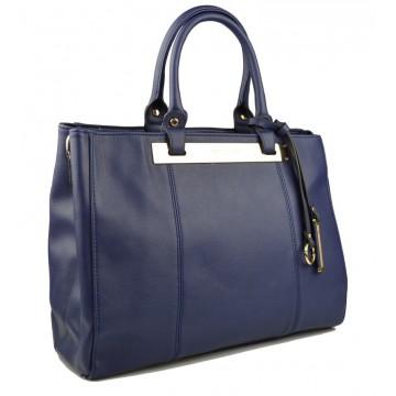 Modrá kabelka Eva, 1 140 Kč
