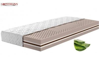 Jedna z nejluxusnějších latexových matrací Xena s potahem Aloe Vera, cena: 7 854 Kč
