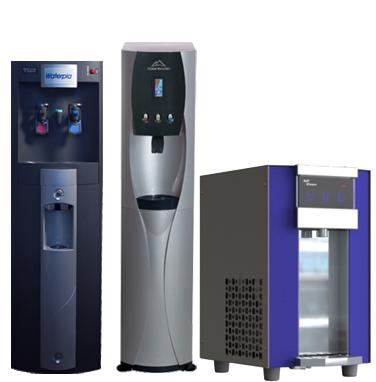 Zajistěte si stálý přísun čerstvé vody, která je upravena pomocí kvalitních carbonových filtrů.
